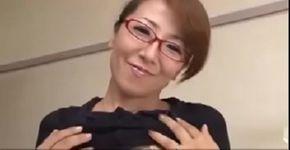 หัวนมใหญ่ญี่ปุ่นครู