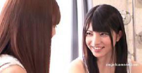 สาวสวยญี่ปุ่นเลสเบี้ยน